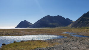 Iceland, PlanMyTravels.eu, Route from Hofn to the North , ring-route 1