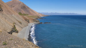 Iceland, PlanMyTravels.eu, Route from Hofn to the North, ring-route 1
