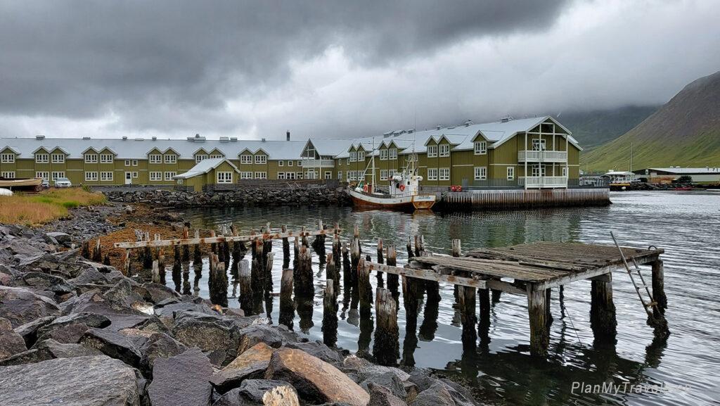 Islandia Północna, Siglufjordur