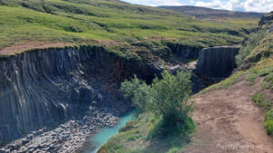 Iceland - tailor-made travel plan, PlanMyTravels.eu, Studlagil Canyon