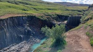 Islandia, Studlagil Canyon