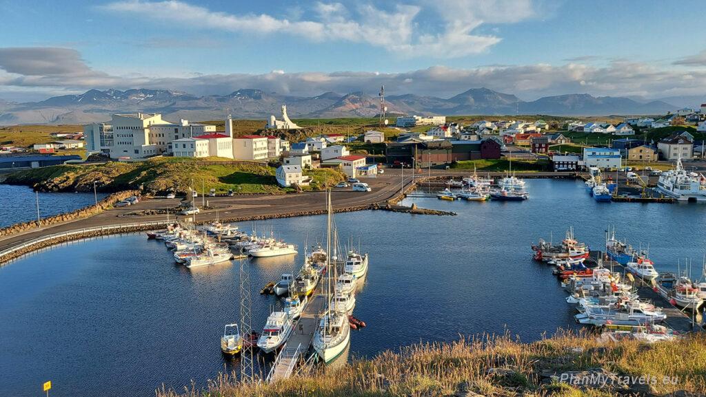 Islandia, Stykkisholmur