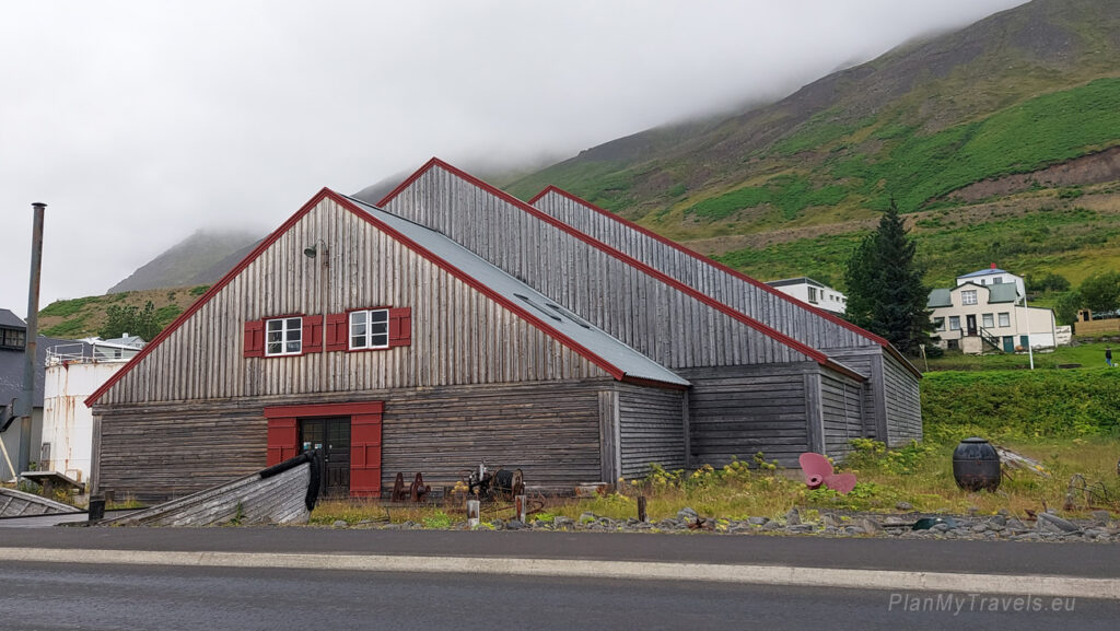 Iceland - tailor-made travel plan, PlanMyTravels.eu, North Iceland, The Herring Era Museum
