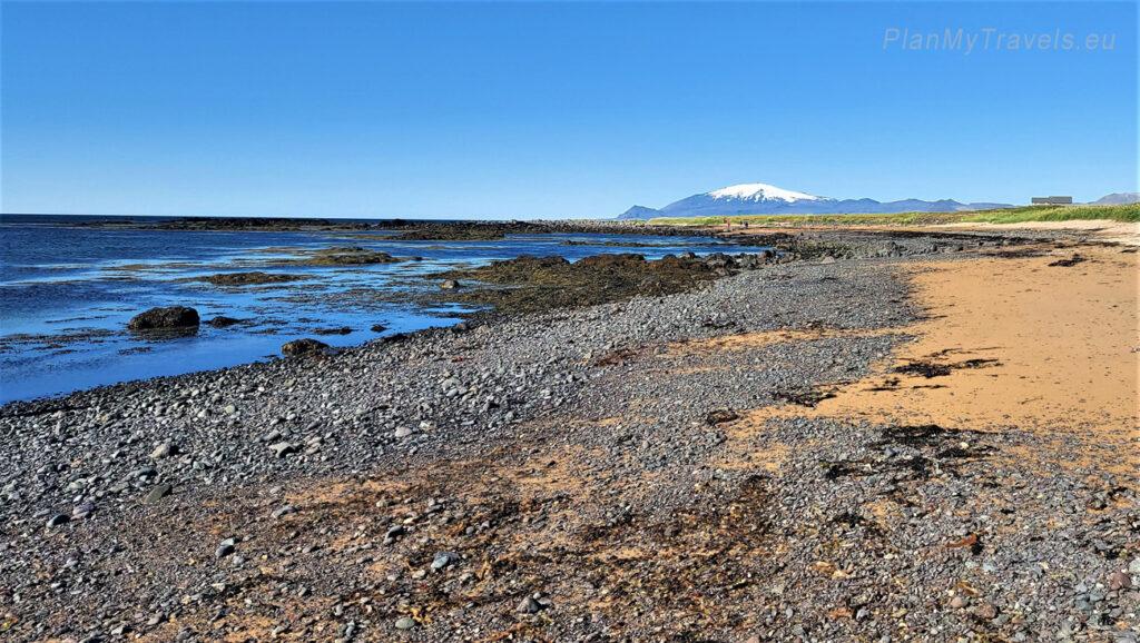 Islandia Zachodnia, Ytri Tunga Beach