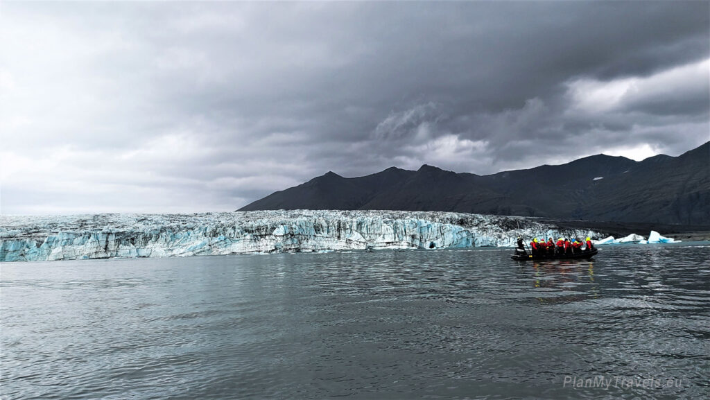 Islandia, lodowiec Jokulsarlon, PlanMyTravels.eu, Islandia autorski plan podróży