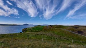 Islandia, psedokratery Skutustadir, Islandia autorski plan podróży, PlanMyTravels.eu