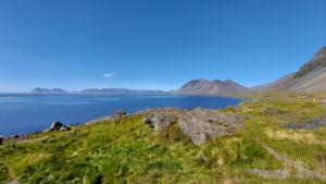Islandia, droga numer 1 z Hofn na północ