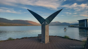 Islandia, Akureyri Fiord Eyjafjörðu