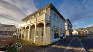 Islandia, Akureyri historyczne dzielnice miasta