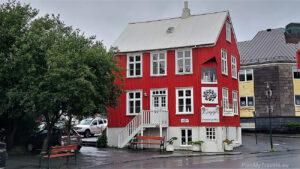 Islandia, Reykjavik stolica Islandii
