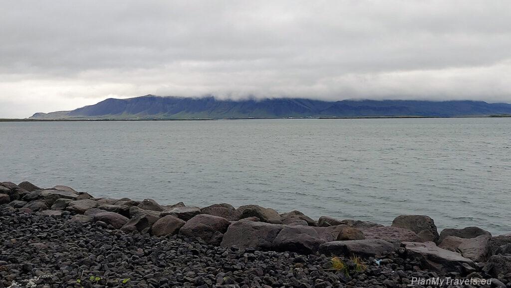 Iceland, Reykjavik Faxa Bay - Faxaflói