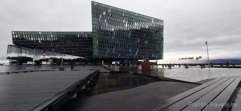 Iceland, Reykjavik Harpa