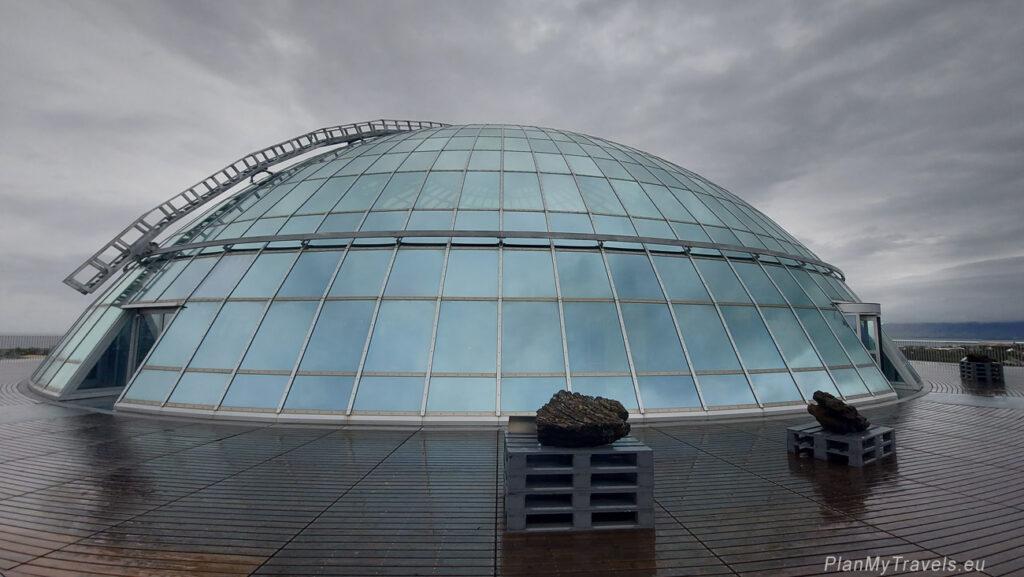 Islandia, Reykjavik Muzeum Perlan - Cuda Natury Islandii