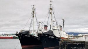 Islandia, Reykjavik Stary Port