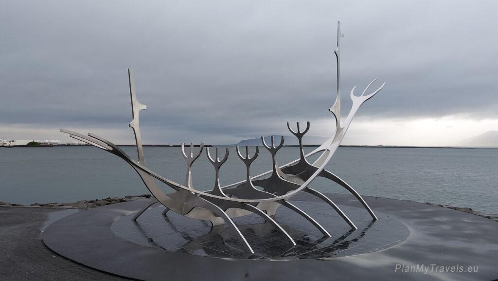 Iceland, Reykjavik Sun Voyager