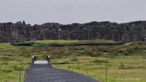 Islandia, Park Narodowy Þingvellir, Złoty Krąg, średniowieczny parlament