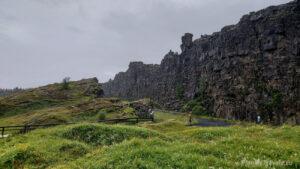 Park Narodowy Þingvellir, Kanion Silfra