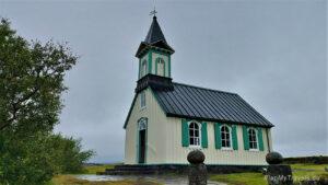 Park Narodowy Þingvellir, Þingvallakirkja
