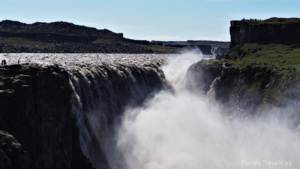Diamond Circle, Dettifoss Waterfall