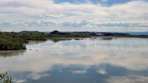 Północna Islandia, Jezioro Myvatn
