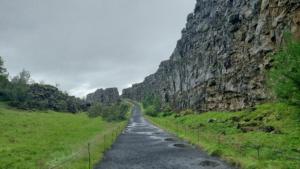 National Park Þingvellir, Canion Silfra