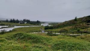 Iceland, Golden Circle, National Park_Þingvellir