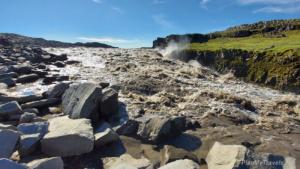 Islandia Północna, Rzeka Jökulsá á Fjöllum, Park Narodowy Vatnajökull