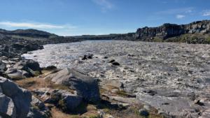 Islandia Północna, Rzeka Jökulsá á Fjöllum