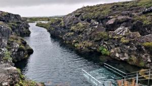 Iceland, National Park Þingvellir, Thingvallavatn Lake, Sirfa