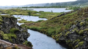 Iceland, National Park Þingvellir, Thingvallavatn Lake, Sirfa