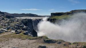Diamentowy Krąg, Północna Islandia, Wodospad Dettifoss