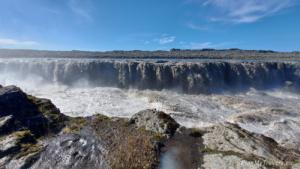 Diamentowy Krąg, Północna Islandia, Wodospad Selfoss