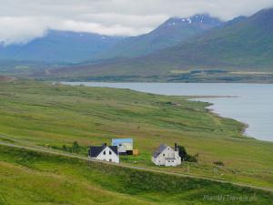 Islandia Północna droga 82