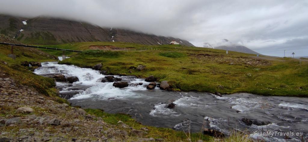 Półwysep Trolli, Islandia Północna, droga 82