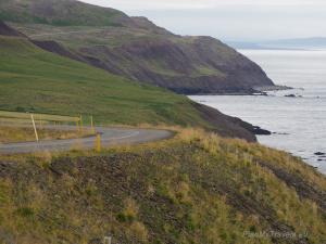 Półwysep Trolli Islandia Północna droga 82