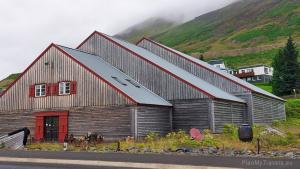Sigljufjordur Muzeum Ery Śledzia