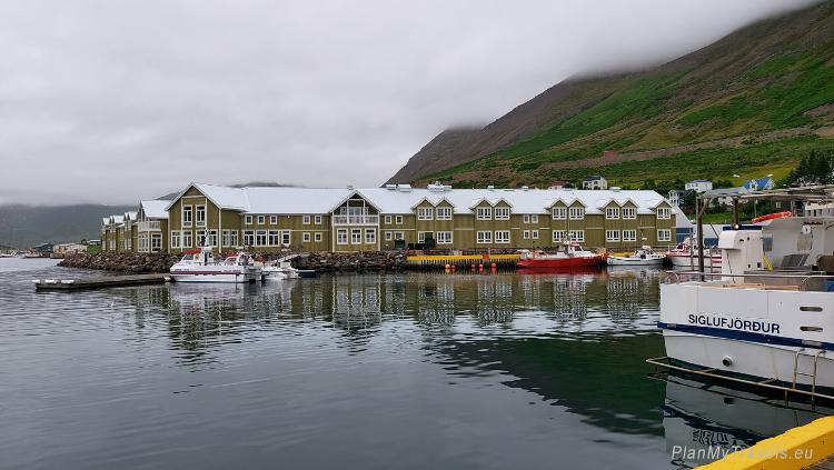 North Iceland Sigljufjordur