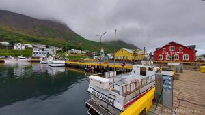 North Iceland Sigljufjordur Siglo