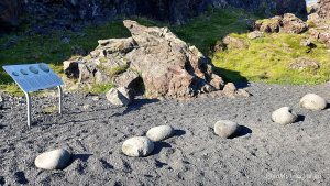 Islandia, Park Narodowy Snaefellsnes, Plaża Djupaonssandur