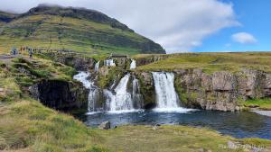 Zachodnia Islandia, półwysep Snaefellsnes, Kirkjufell