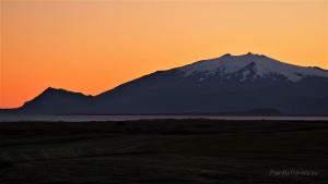Islandia, półwysep Snaefellsnes, Langaholt
