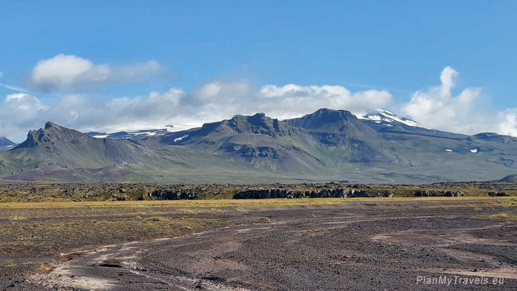 Islandia, Park Narodowy Snaefellsnes