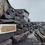 Keflavik, Iceland, Troll's Cave