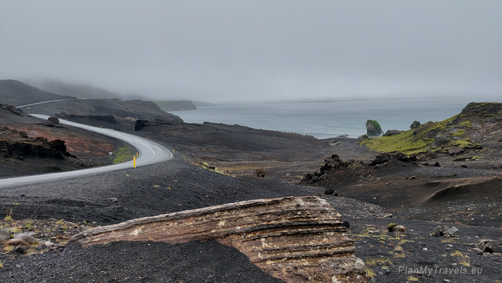 Reykjanes Peninsula, road no. 42