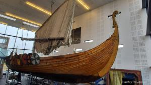 Iceland, Keflavik, Viking World Museum