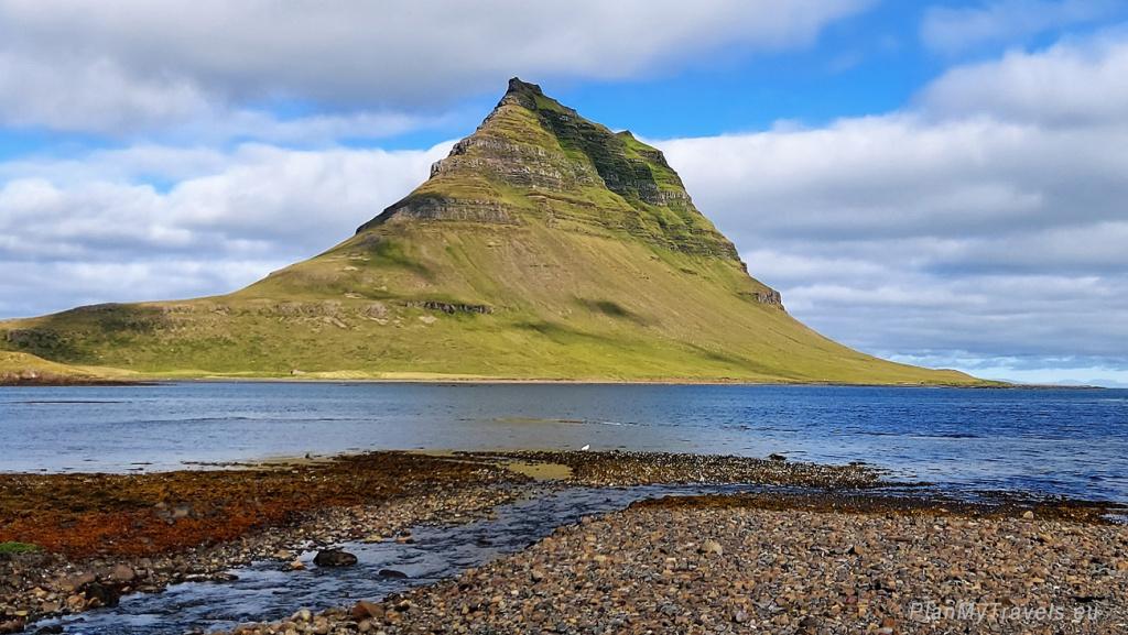 Snaefellsnes Peninsula West Iceland, Kirkjufell