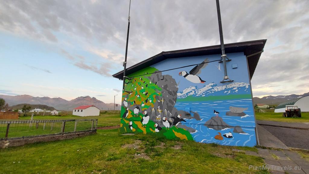Iceland, Borgarfjörður Eystri