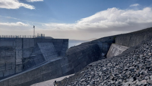 Iceland, Kárahnjúkar Hydroelectric power station