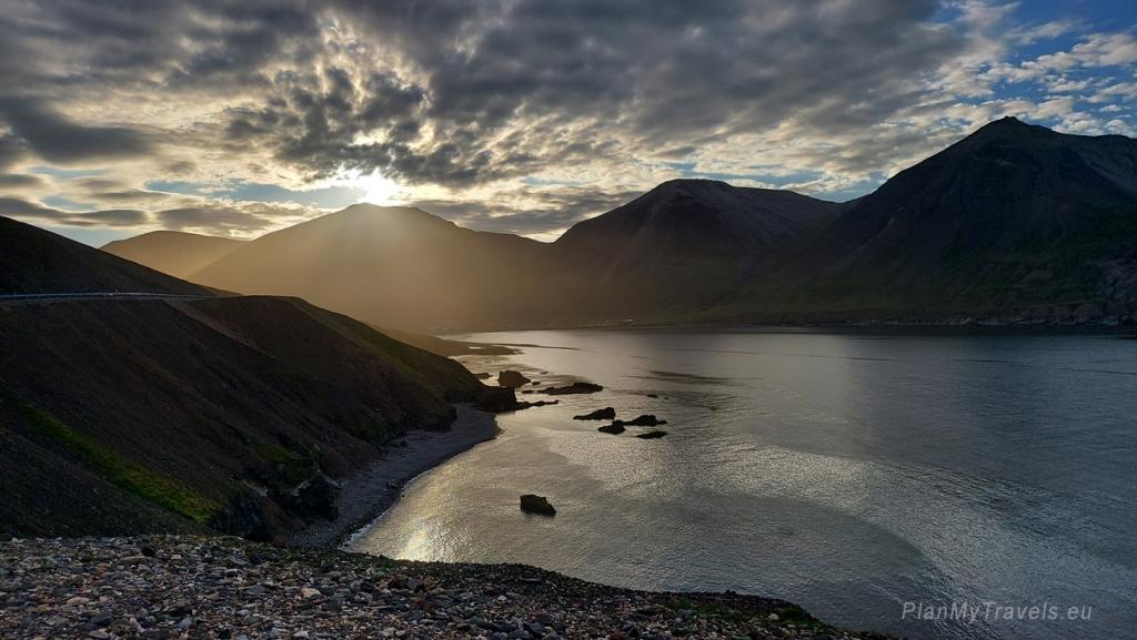 East Iceland - Njardvik Screes