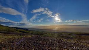 Iceland, Vatnsskard - Storurd view point